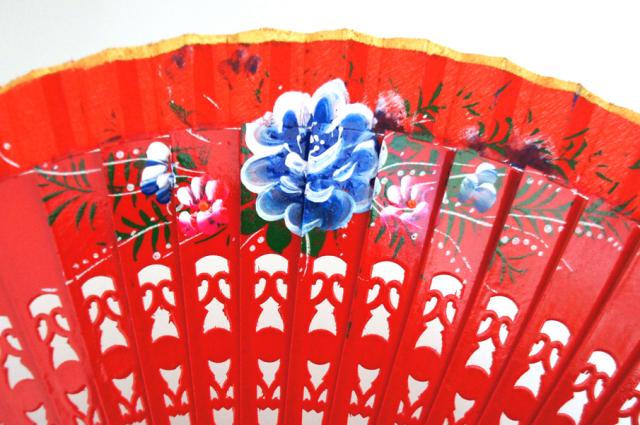 1本1本丁寧に描かれたお花が魅力的です