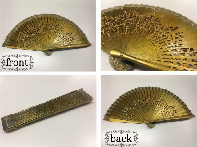 アバニコ ゴールド 19cm