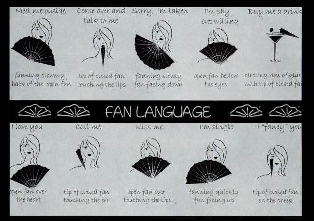 Fan Language